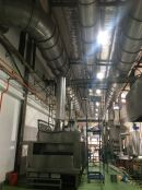 Installation of Ducting Work for New Production Machine (Exhaust Ducting to Release Hot Air)