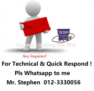 FOR TECHNICAL & QUICK RESPOND!