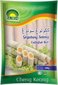 Suria Cuttlefish Roll