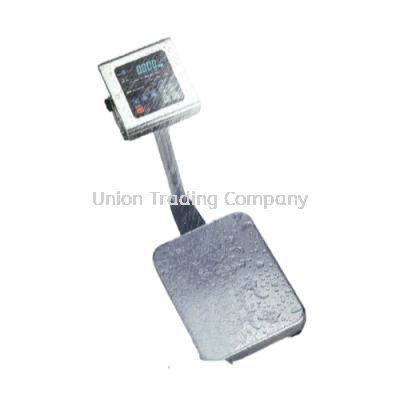 AND TITAN Series HV/HW-WP Waterproof Platform Scale