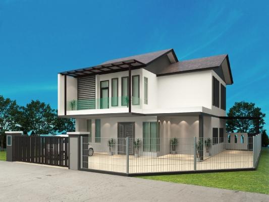 Building 3D Design Refer