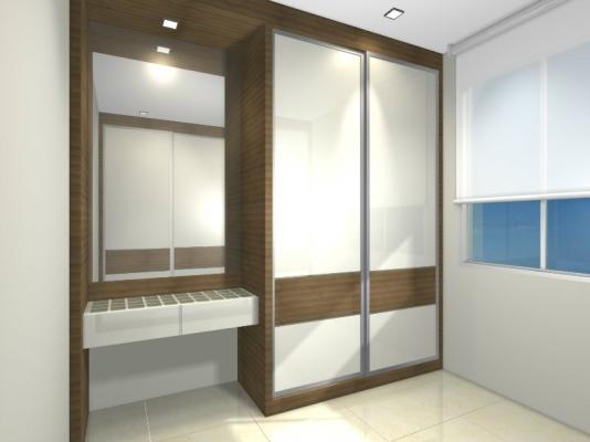 Bedroom 3D Design Suitable Malaysia 2021