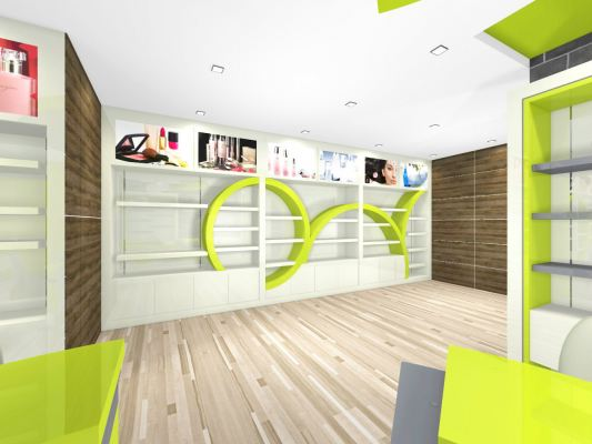 Living 3D Design Suitable In Malaysia 2021