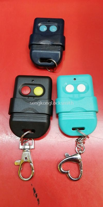 house gate, office door remote control duplicate