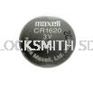 MAXELL CR1620 MAXELL BATTERY