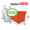 Package B ( RM150 Deposit Refundable ) Ice Box