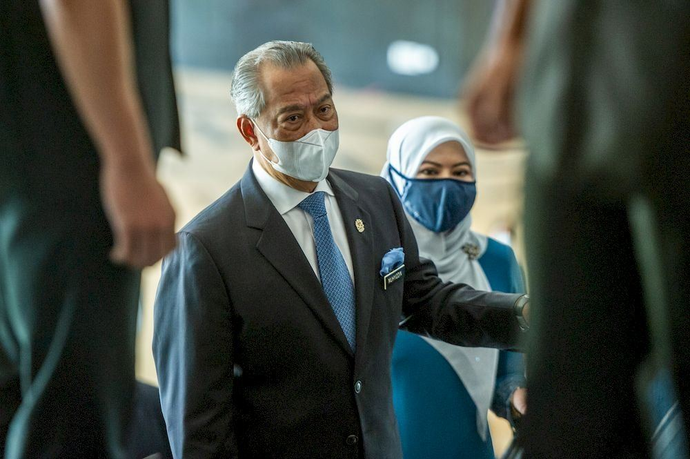 On World Health Day, Muhyiddin hopes public will work together through Covid-19 recovery phase