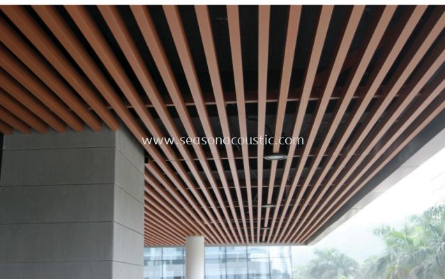 Aluminum Grid False Ceiling