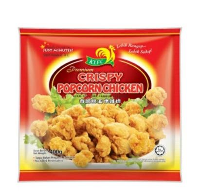 KLFC Crispy Popcorn Chicken 400g