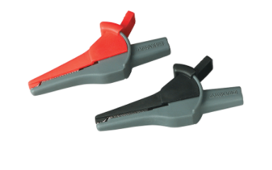 EXTECH TL806 : Double Insulated Alligator Clips