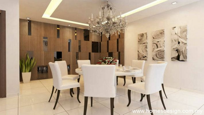 3D Dining Renovation Design Refer Suitable Malaysia