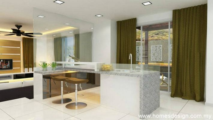 3D Custom Kitchen Cabinet Design Refer Suitable Malaysia 2021