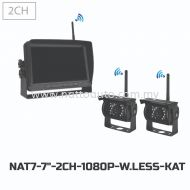 7-DVR 2CH 1080P WIRELESS SYSTEM