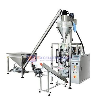 POUCH PACKAGING SYSTEM | POWDER | AUGER FILLING