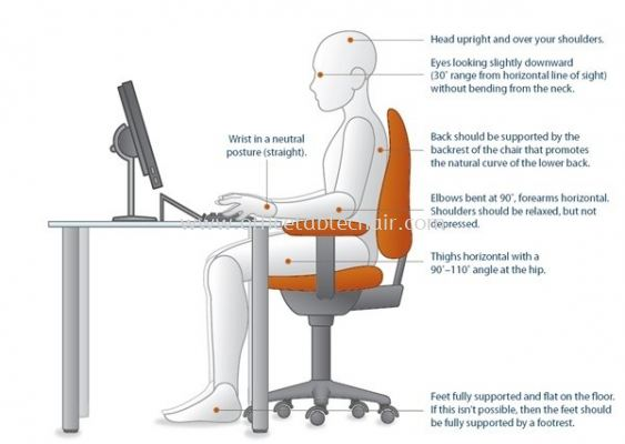 How to Choose a Right Office Chair?