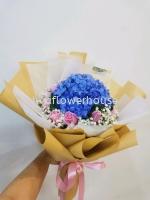 Hydragea Bouquet 04