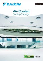 Daikin Air-Cooled Rooftop Packaged Air-Conditioner (R410A)