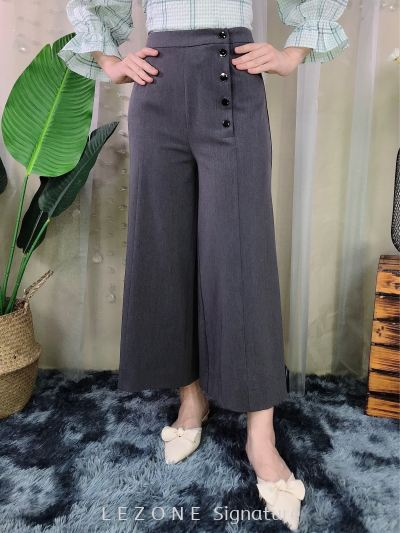 MF82064 Front Button Detail Culotte