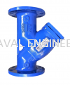 NOREX Ductile Iron Y-Strainer - Flanged End Y-Strainer