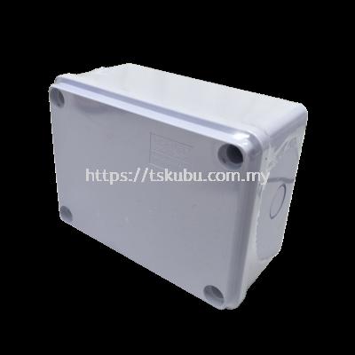 56231270  8 x 10 x 4 in PVC ENCLOSURE BOX