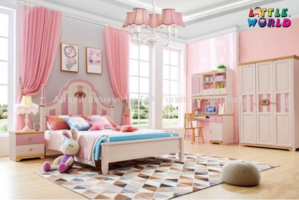 Little Emperor Pink - 1.5m KTT 612