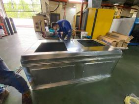 Ducting Design & Fabricate For New Refrigerate Air Dryer