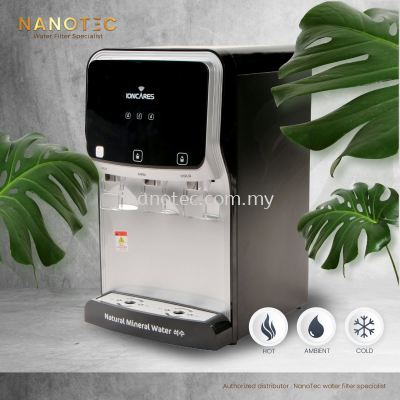 IONCARES SEOK SU Water Dispenser Hot, Normal, Cold Model: FYT2150