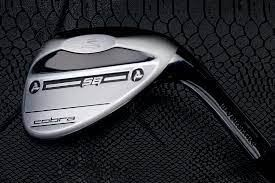 Cobra Golf launch new King Cobra Snakebite wedges have 40 per cent sharper and 11 per cent bigger gr