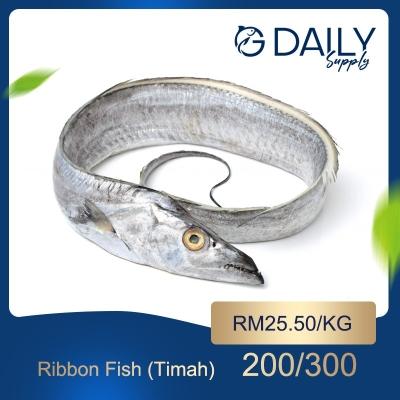 Ribbon Fish (Timah)