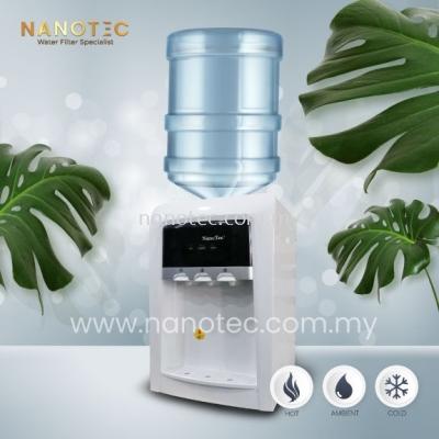 NanoTec Water Dispenser 106-3 Table Top / Counter Top (Hot, Normal, Cold)