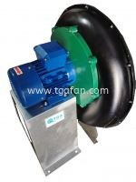 Chemical Resistant Centrifugal Fan