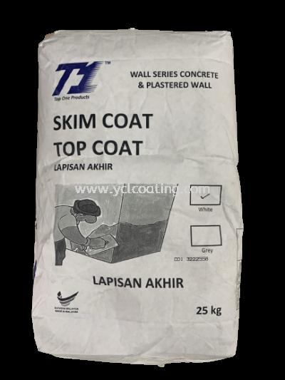 Skim Coat Top Coat White