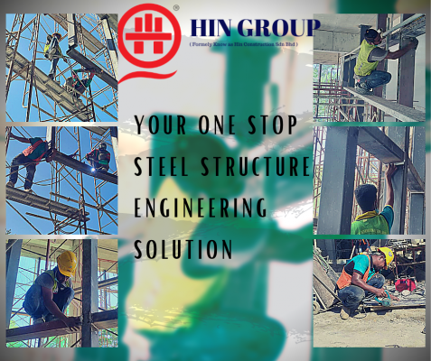 Malaysia Steel Structure Specialist Company