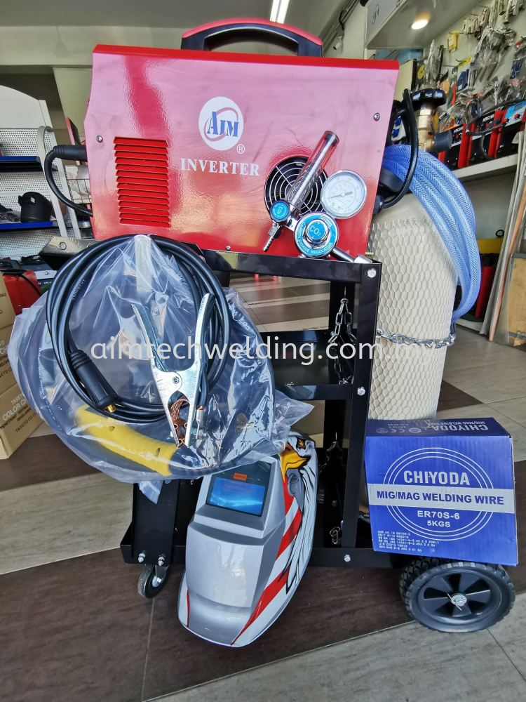 PROMOTION for AIM MIG 200 Welding Machine