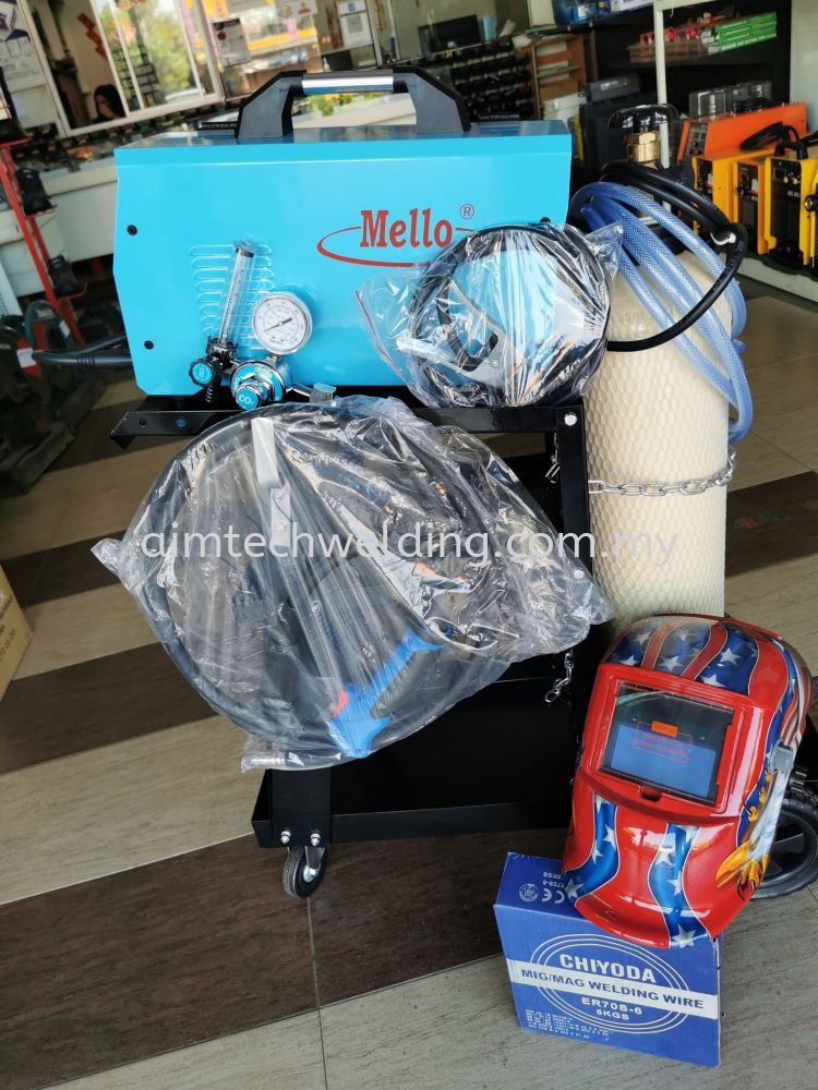 Special Promotion ! complete set MELLO MIG 200B
