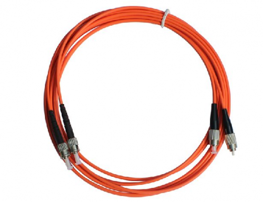 FC - ST MULTIMODE PATCH CORD 62.5/125UM