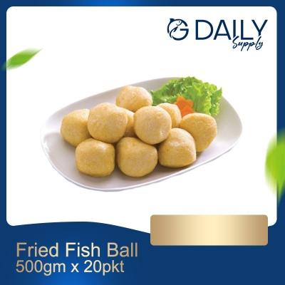 Fried Fish Ball