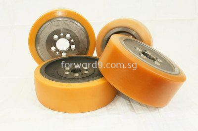 Jungheinrich Reach Truck Wheel