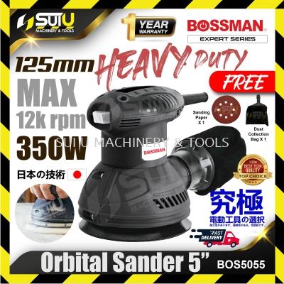 "Bossman BOS5055/ BOS 5055/ BOS-5055 5"" Orbital Sander 350W"