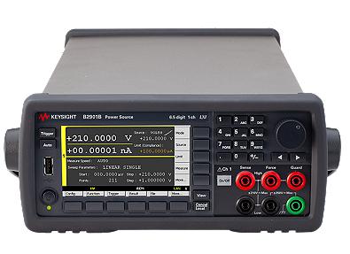 Keysight B2911B Series Precision Source / Measure Units (SMU)