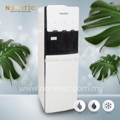 NanoTec Water Dispenser Bottle Type ( Hot , Normal Cold ) - 688-22B