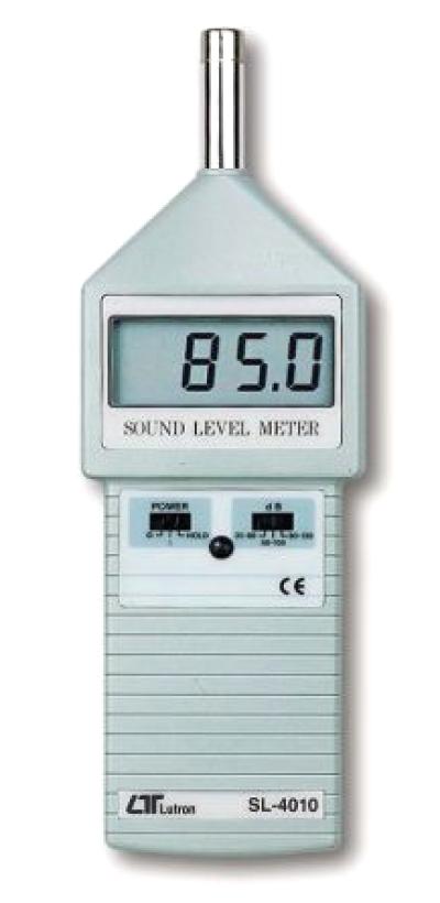 LUTRON SL-4010 Sound Level Meter, economical type