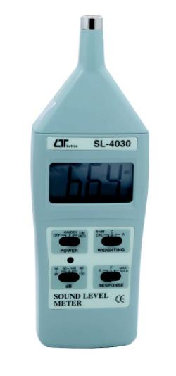 LUTRON SL-4030 Sound Level Meter, pocket type