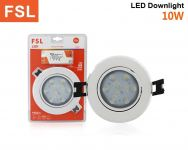 FSL LED 10W Ceiling Downlight