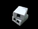 ADSL RJ11 SOCKET ACCESSORIES TELEPHONE COMPONENT
