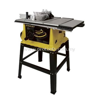 ��READY STOCK!!! ��STANLEY SST1801 ��INI KALILAHHH��LIMITED QUANTITY!!! Mesin Meja Potong 10inch SST1801 Stanley Table Saw 10inch STANLEY SST 1801