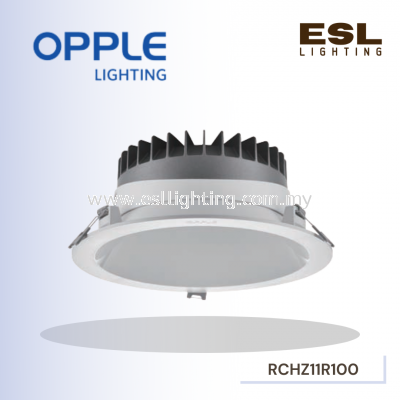 OPPLE 10W LED DOWNLIGHT RC HZ11 R100 WH GP