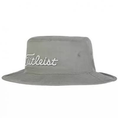 ELEMENTS  COTTON STRIPE BUCKET CHARCOAL-GREY TH20FCBH-P12
