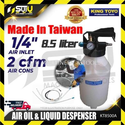 King Toyo KT8500A Air Oil & Liquid Depenser 8.5L