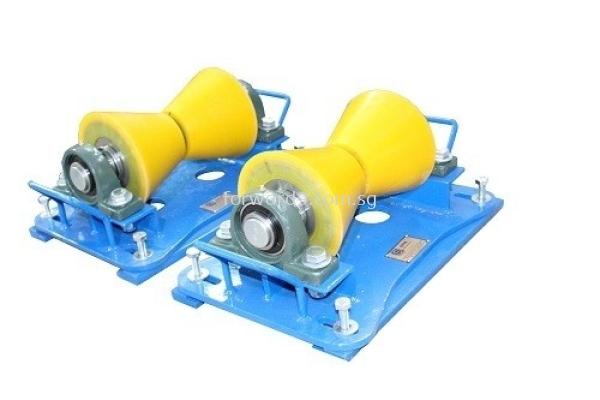 Polyurethane PU Pipe Roller